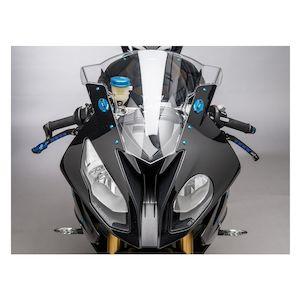 Suzuki  GSXR600 GSXR750 GSXR1000 GSXR 600 750 1000 MIRROR BLOCK OFF PLATES