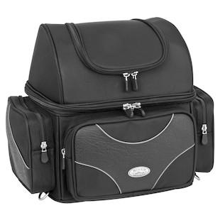 River Road Spectrum Sissy Bar Bag (Color: Black / Size: MD) 746388