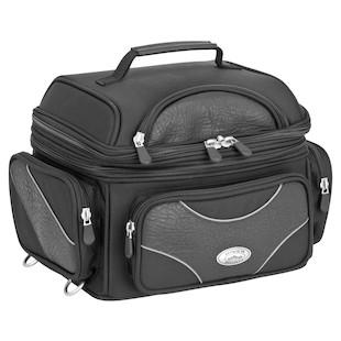 River Road Spectrum Sissy Bar Bag (Color: Black / Size: Compact) 1064965