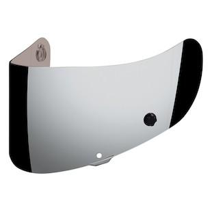 Icon Optics Tracshield Face Shield (Color: RST Silver) 1059185