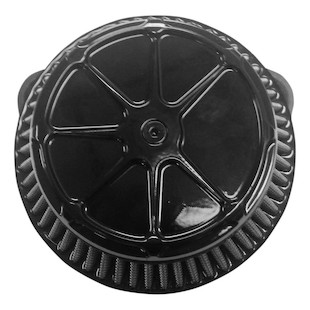 LA Choppers Fusion Air Cleaner For Harley Big Twin 1993-2017 (Finish: Black) 1067158