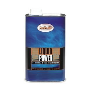 Twin Air Liquid Power Filter Oil (Size: 1 Liter) 1069429