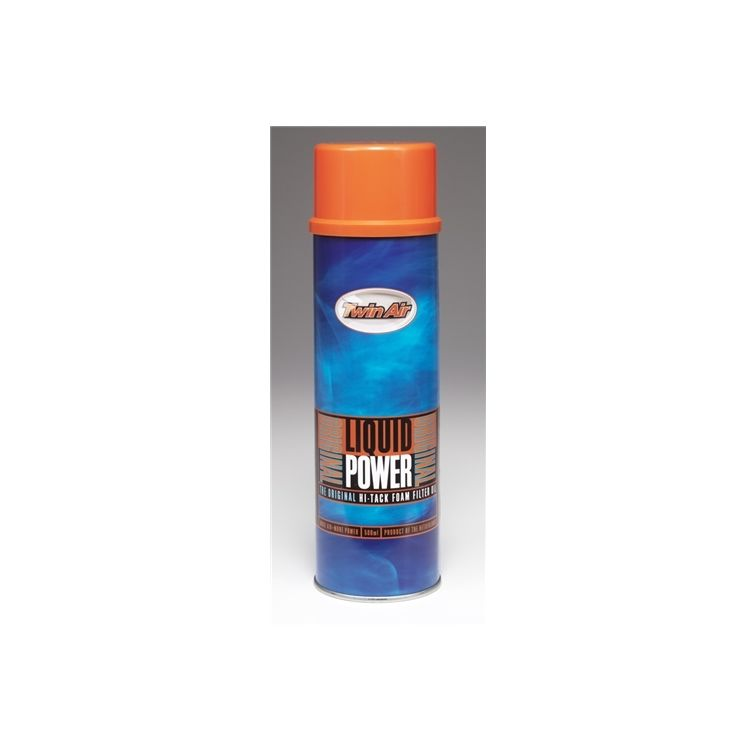 Twin Air Liquid Power Filter Oil Spray