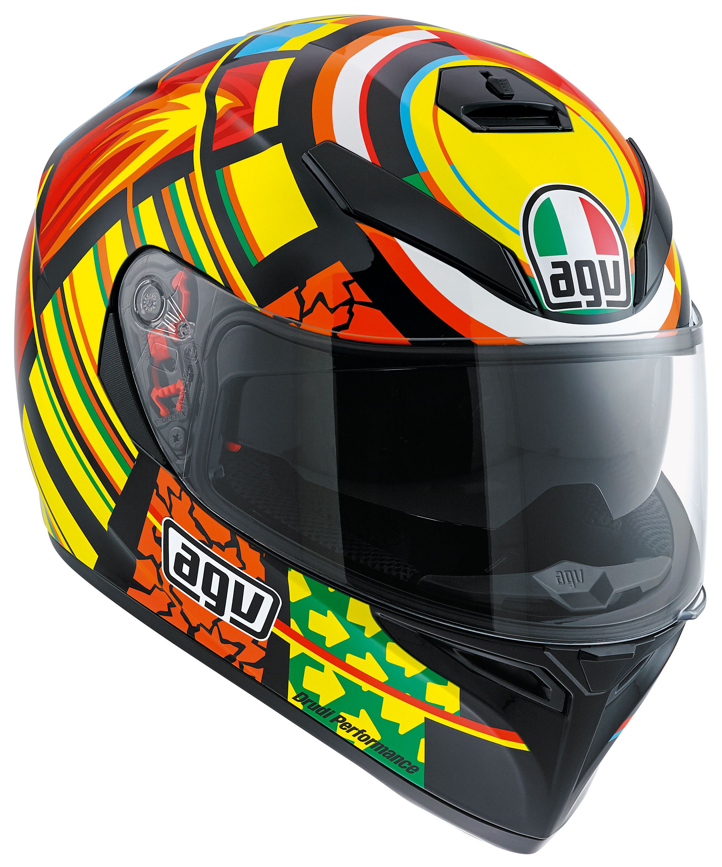 agv k3 sv elements helmet cycle gear