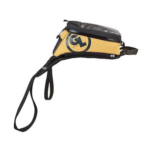 Giant Loop Diablo Tank Bag Pro (Color: Yellow) 942692