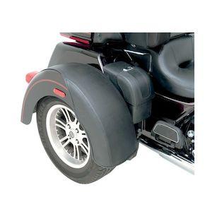 Custom Dynamics Fairing Vent Cover Trim For Harley Touring