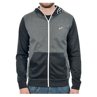 Alpinestars Freemont Hoody (Color: Charcoal Heather / Size: MD) 914928