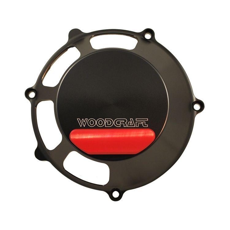 Woodcraft Ducati Dry Clutch Cover