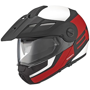 Schuberth E1 Guardian Helmet (Color: Red / Size: 2XL) 1074711