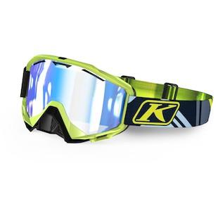 Klim Radius Tenacious Goggles (Lens: Mirror Blue) 1013777