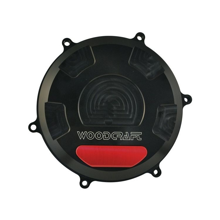 Woodcraft Clutch Cover Ducati 959 / 1199 / 1299 Panigale