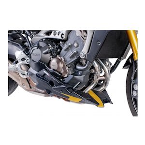 puig_fz09_engine_spoiler_for_oem_exhaust_matte_black_300x300 parts for 2016 yamaha fz 09 cycle gear Yamaha FZ-09 at crackthecode.co