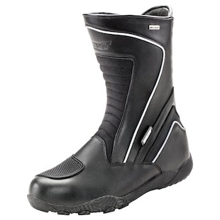 Joe Rocket Meteor FX Boots (Color: Black / Size: 7) 1078391