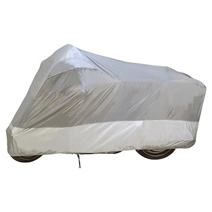 Dowco Guardian Ultralite Motorcycle Cover (Color: Grey / Size: XL) 259089