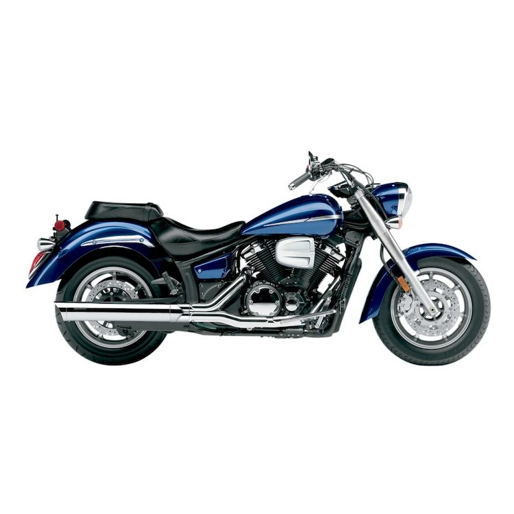 "Cobra 4"" Slip-On Muffler Yamaha V Star XVS1300 2007-2015"