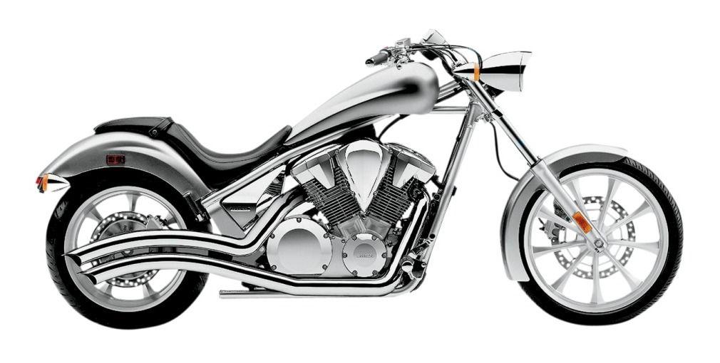 cobra speedster swept exhaust honda fury vt1300