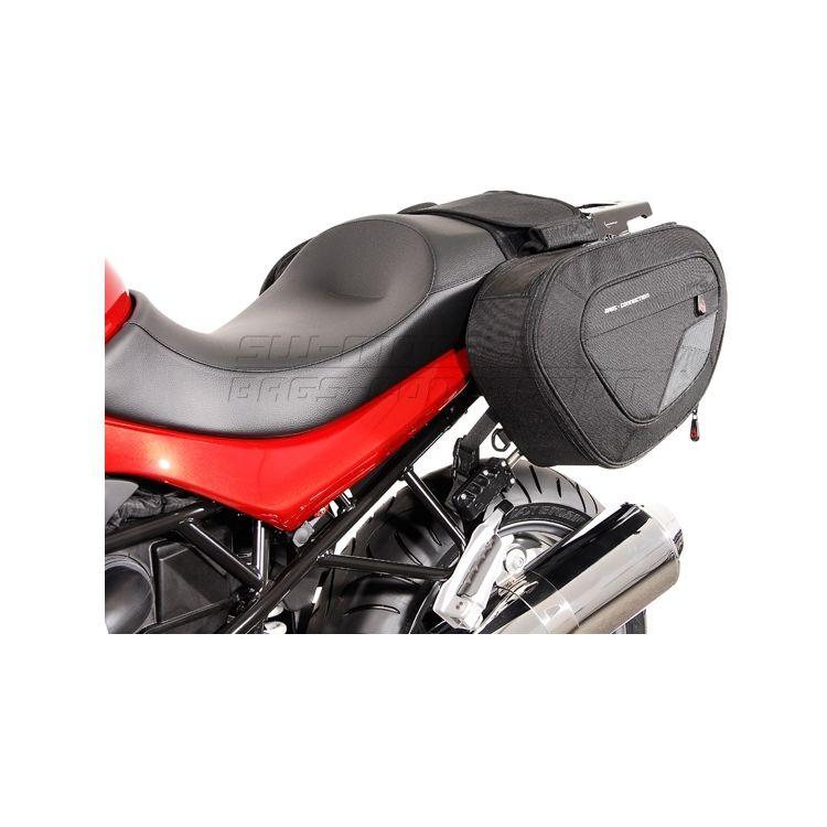 SW-MOTECH Blaze Saddlebag System BMW R1200R 2011-2014