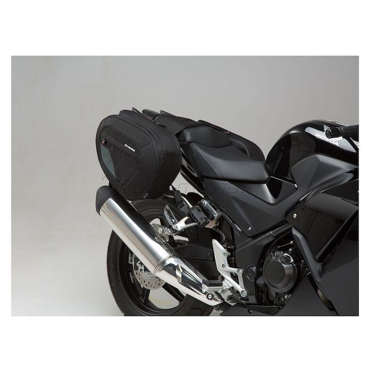 SW-MOTECH Blaze Saddlebag System Honda CBR300R / CB300F / CB500F / CBR500R