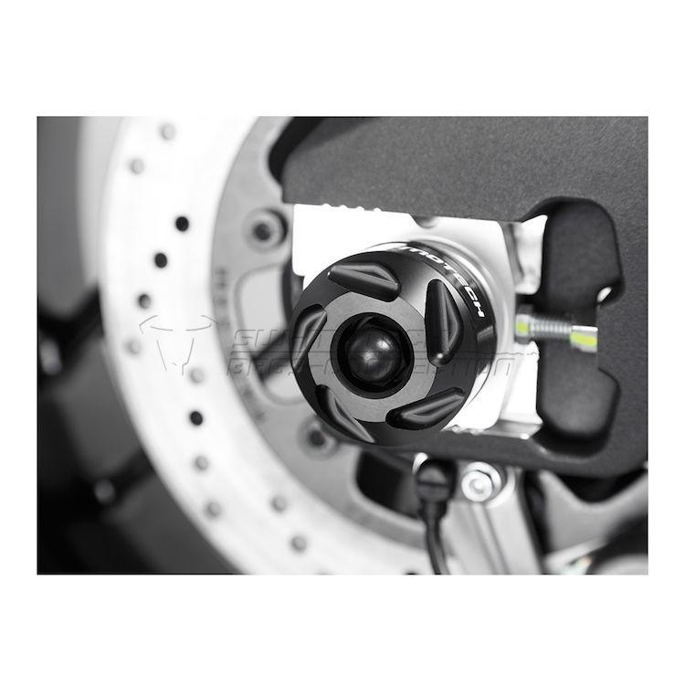 SW-MOTECH Rear Axle Sliders Ducati Panigale 899 / 959 / Multistrada 1200 Enduro / Pro