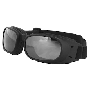 Bobster Piston Goggles (Color: Black / Lens: Smoke Reflective) 443150