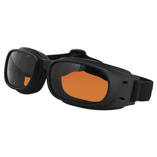 Bobster Piston Goggles (Color: Black / Lens: Amber) 443148