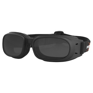 Bobster Piston Goggles (Color: Black / Lens: Smoke) 443147