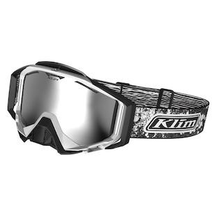 Klim Radius Pro Snow Goggles (Color: Phantom / Lens: Orange) 970472