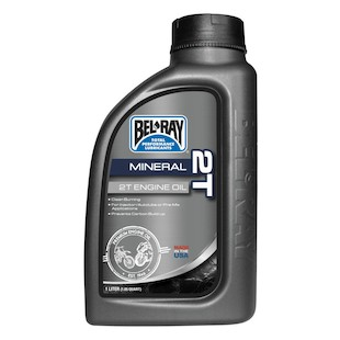 Bel-Ray 2T Mineral Engine Oil (Size: 1 Liter) 776024