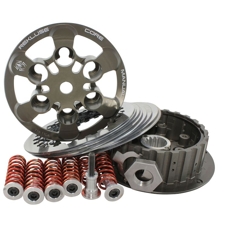 Rekluse Core Manual Clutch Kit Suzuki RMZ 250 2007-2019