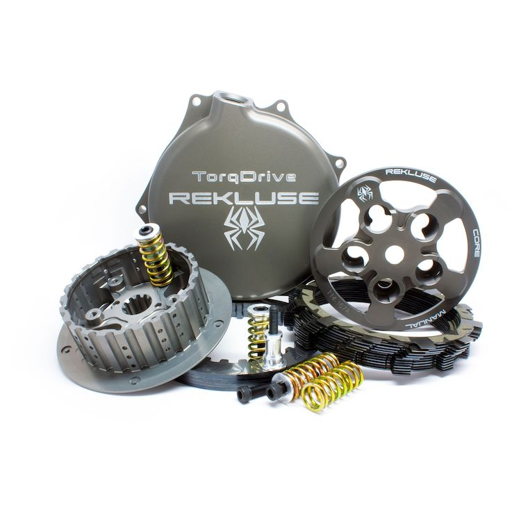 Rekluse Core Manual Torq Drive Clutch Kit Suzuki RMZ 250 2007-2018