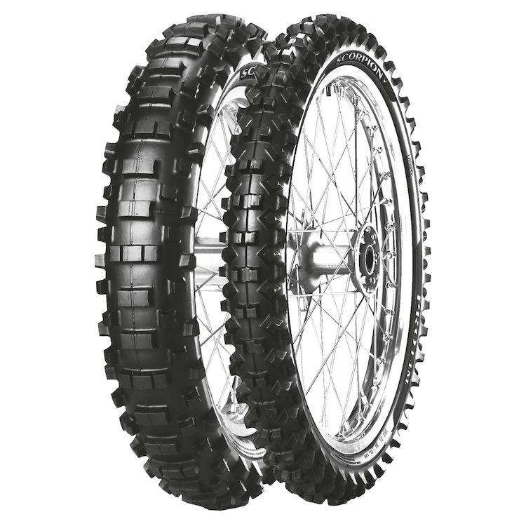 Pirelli Scorpion Pro FIM Tires