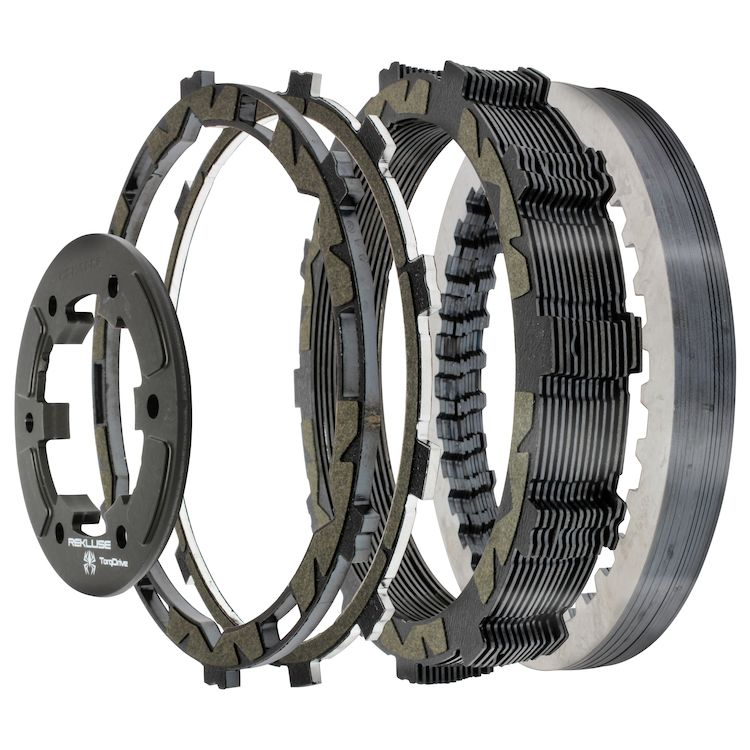 Rekluse Torq Drive Clutch Kit For Harley