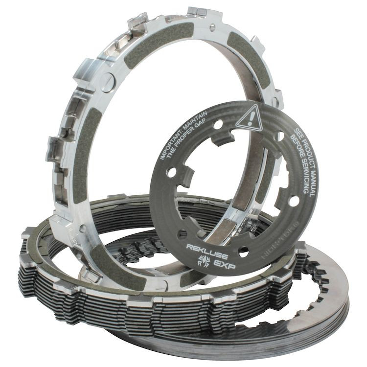 Rekluse EXP 3.0 Clutch Kit For Harley Twin Cam Hydraulic Actuated 2007-2016