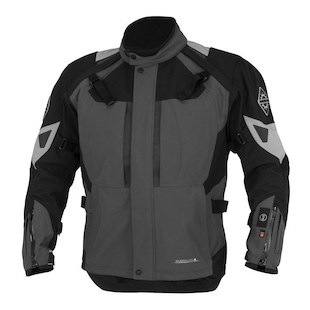 Firstgear Kilimanjaro Jacket (Color: Grey/Black / Size: LG) 1083757