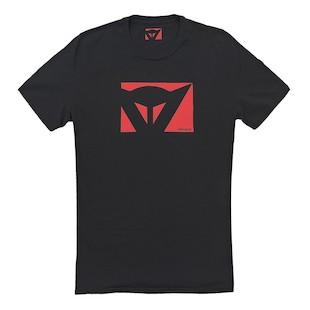 Dainese New Color T-Shirt (Color: Black / Size: XL) 930893
