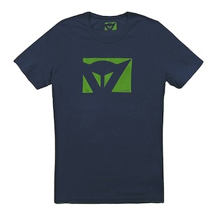 Dainese New Color T-Shirt (Color: Navy / Size: XL) 930921