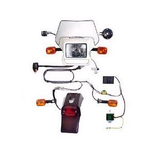 Baja Designs Dual Sport Kit For Electric Start Honda CRF150F