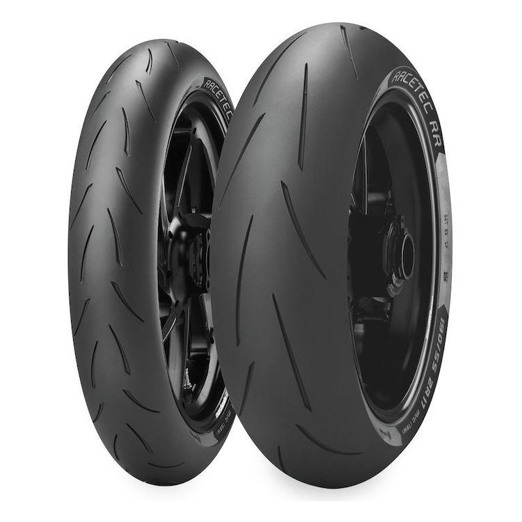 Metzeler Racetec RR K2 Soft Tires