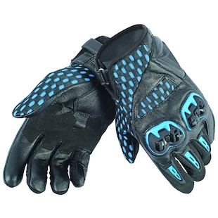 Dainese Air Hero Gloves (Color: Black/Electric Blue / Size: 3XL) 1032643
