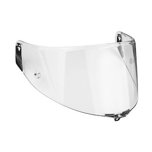 AGV Corsa / Pista GP / GT Veloce Race Face Shield With Tear-Off Posts (Color: Clear) 1070262