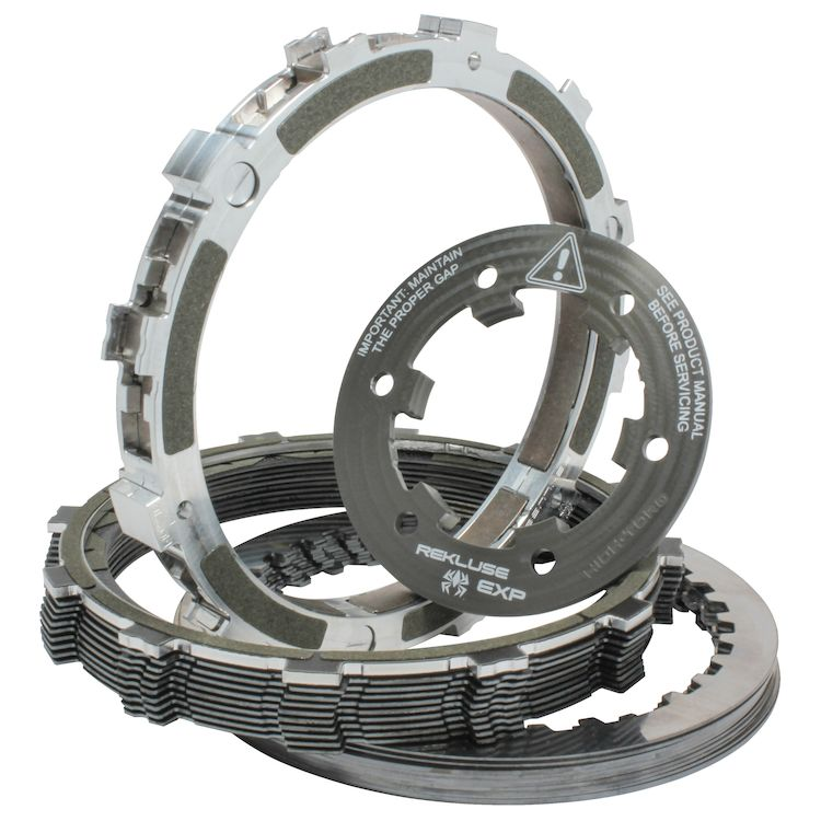 Rekluse EXP 3.0 Clutch Kit For Harley Hydraulic Actuated