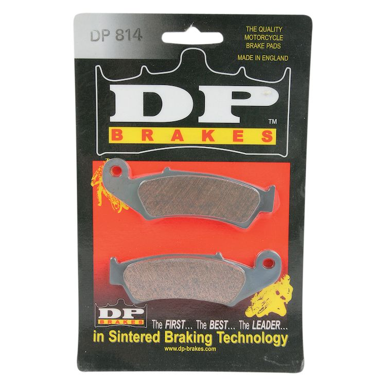DP Brakes Sintered Front Brake Pads