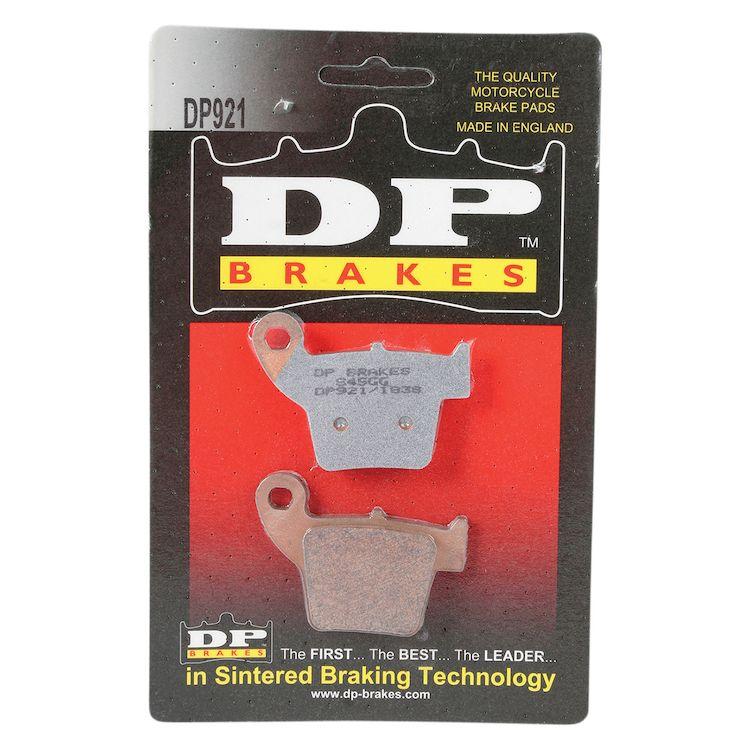DP Brakes Sintered Rear Brake Pads Yamaha / Suzuki / Kawasaki 125cc-650cc
