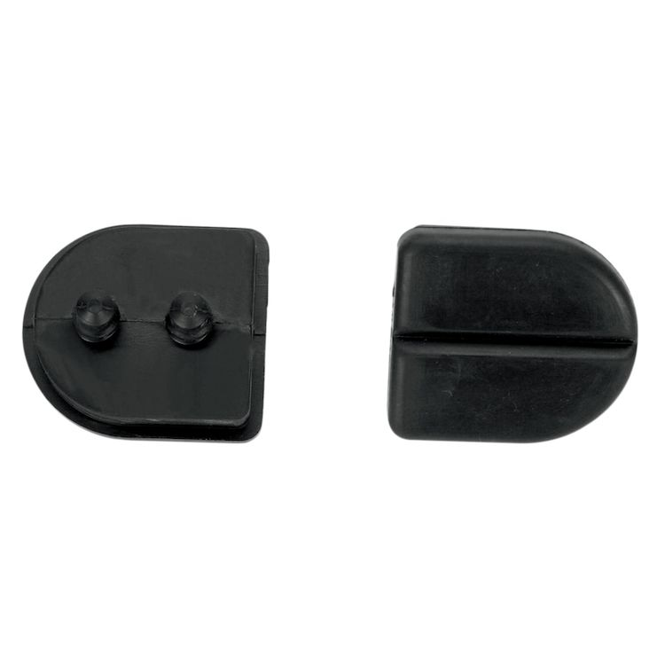 Kuryakyn Replacement Pads For ISO Stirrup Heel Rests