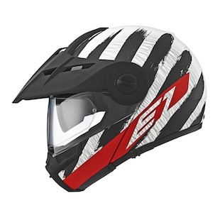 Schuberth E1 Hunter Helmet (Color: Red / Size: XS) 1085893