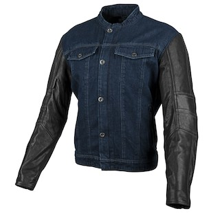 Speed and Strength Band Of Brothers Jacket (Color: Indigo/Black / Size: 3XL) 1086032