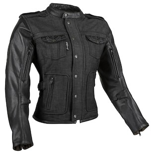 Speed and Strength Six Speed Sisters Women's Jacket (Color: Black / Size: WMD) 1086298