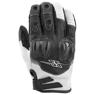 Speed and Strength Power And The Glory Gloves (Color: White / Size: MD) 1086362
