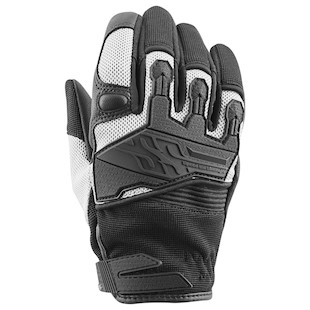 Speed and Strength Backlash Women's Gloves (Color: White / Size: WLG) 1086531