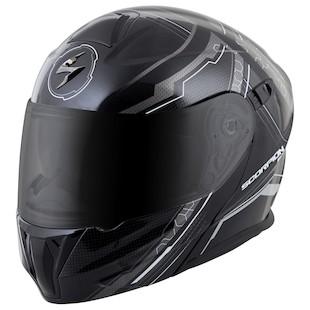 Scorpion EXO-GT920 Satellite Helmet (Color: Silver / Size: MD) 1086933